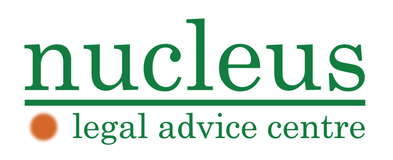 Nucleus legal advice centre logo